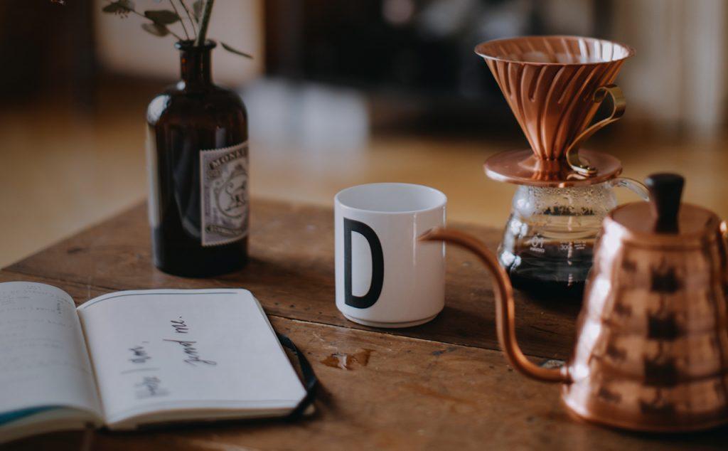 ステイホーム、コーヒータイム